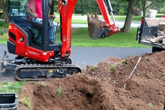Pond Excavation Services Rochester NY