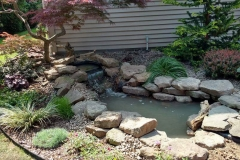 Water Feature And Landscaping Design Rochester NY