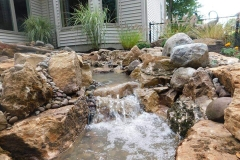Waterfall Construction And Maintenance Rochester NY