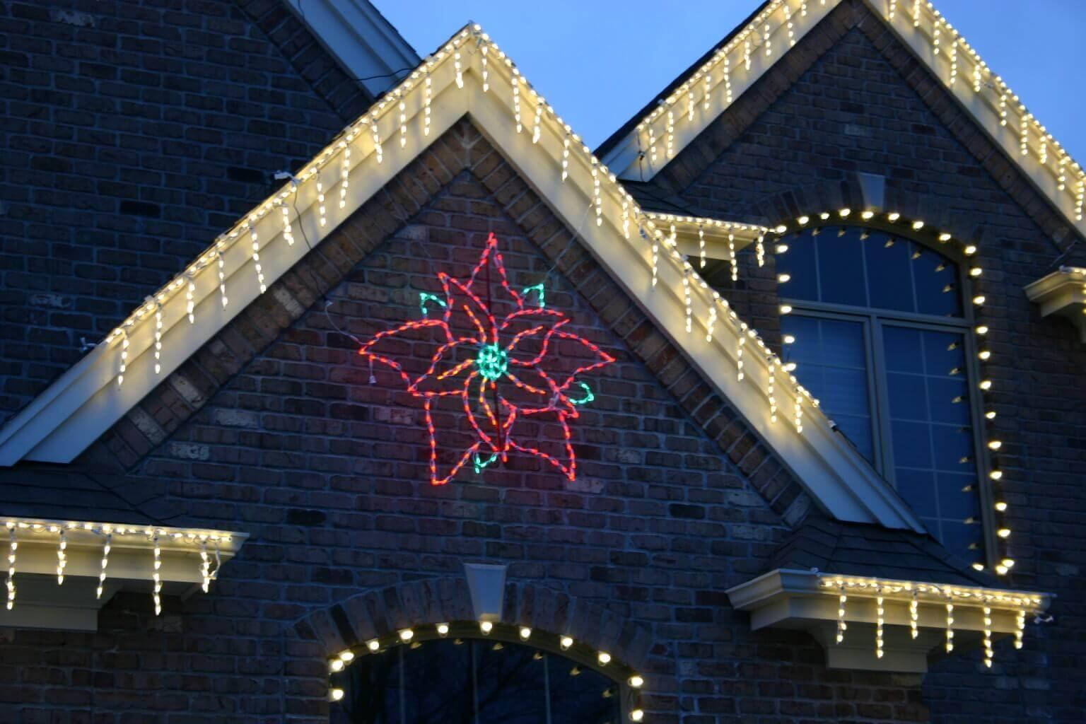 Holiday Lighting Rochester Monroe County