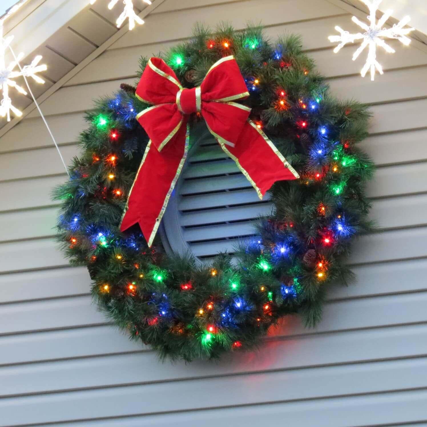 Outdoor Christmas Lights Rochester Ny Bright Light